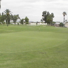 A view of the 17th hole at Sunland Village Golf Course