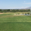 A view from tee #1 at San Pedro Golf Course.