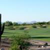 A view of a well protected hole at Ranch from Tonto Verde Golf Club.