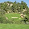 A view from a tee at Capital Canyon Club.