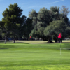 View of a green at El Rio Golf Course