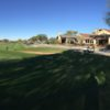A view of the clubhouse at Copper Canyon Golf Club.