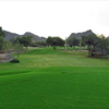 A view of a fairway at Tucson Estates Country Club & Golf Course.