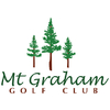 Mt. Graham Golf Course - Public Logo