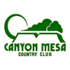 Canyon Mesa Country Club - Public Logo