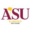 ASU Karsten Golf Course - Public Logo
